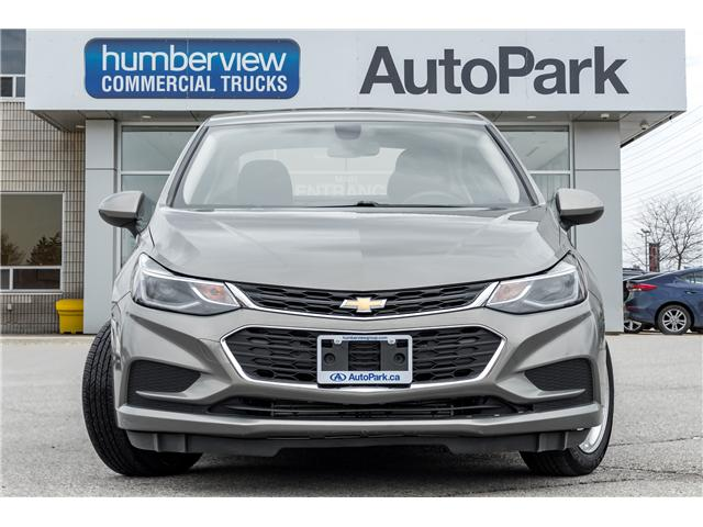 2018 Chevrolet Cruze LT Auto (Stk: 18-204278) in Mississauga - Image 2 of 20