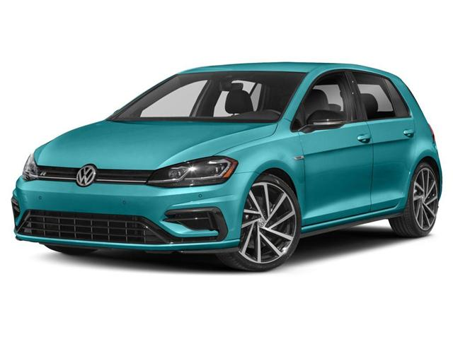 2019 Volkswagen Golf R 2.0 TSI (Stk: VWVP4694) in Richmond - Image 1 of 9