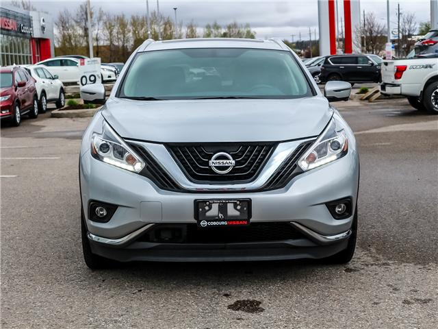 2017 Nissan Murano Platinum (Stk: HN180012) in Cobourg - Image 2 of 31