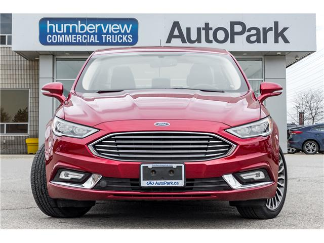2017 Ford Fusion SE (Stk: 17-361608) in Mississauga - Image 2 of 20