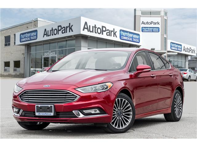 2017 Ford Fusion SE (Stk: 17-361608) in Mississauga - Image 1 of 20