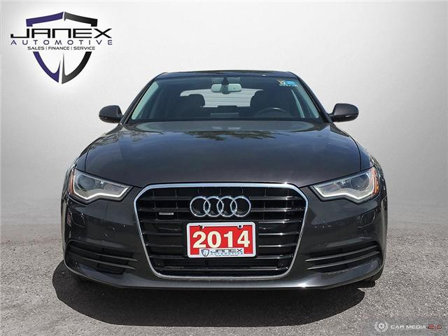 2014 Audi A6 TDI Progressiv (Stk: 18470) in Ottawa - Image 2 of 27