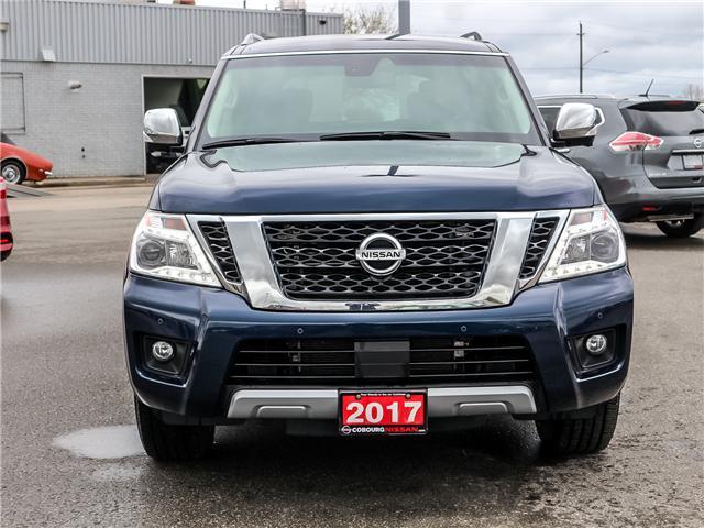 2017 Nissan Armada Platinum (Stk: K9583292A) in Cobourg - Image 2 of 35