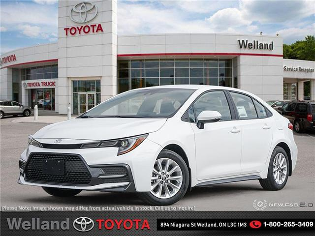 2020 Toyota Corolla SE (Stk: COR6575) in Welland - Image 1 of 24