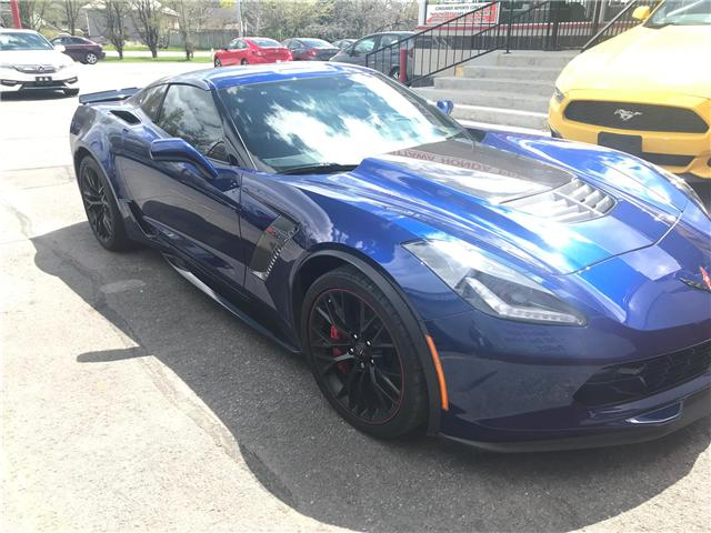 2017 Chevrolet Corvette Z06 (Stk: H6657-0) in Ottawa - Image 2 of 7