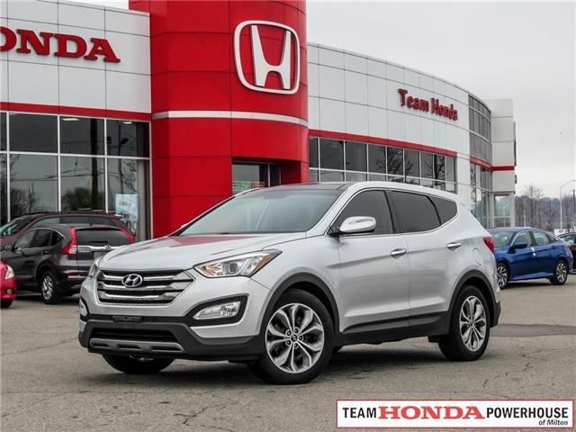 2013 Hyundai Santa Fe Sport 2.0T Limited (Stk: 3281A) in Milton - Image 1 of 25