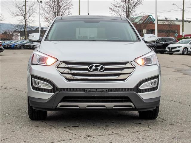 2013 Hyundai Santa Fe Sport 2.0T Limited (Stk: 3281A) in Milton - Image 2 of 25