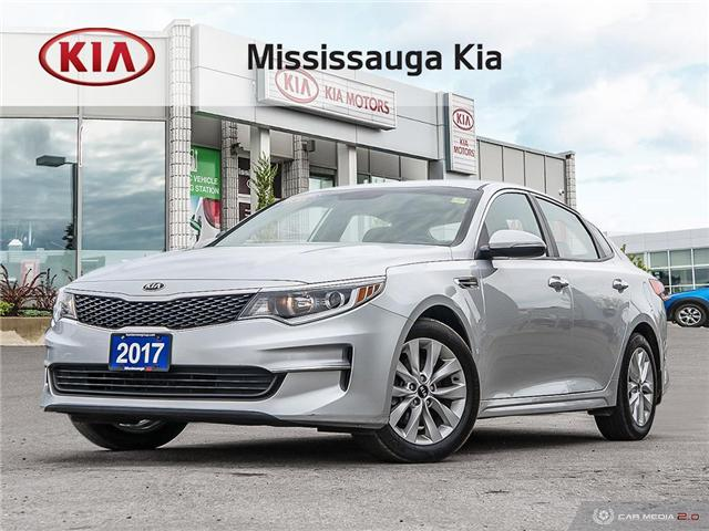 2017 Kia Optima LX+ (Stk: 7168P) in Mississauga - Image 1 of 27
