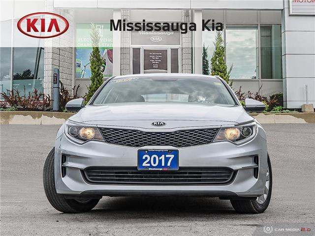 2017 Kia Optima LX+ (Stk: 7168P) in Mississauga - Image 2 of 27