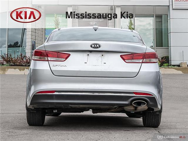 2017 Kia Optima LX+ (Stk: 7168P) in Mississauga - Image 5 of 27