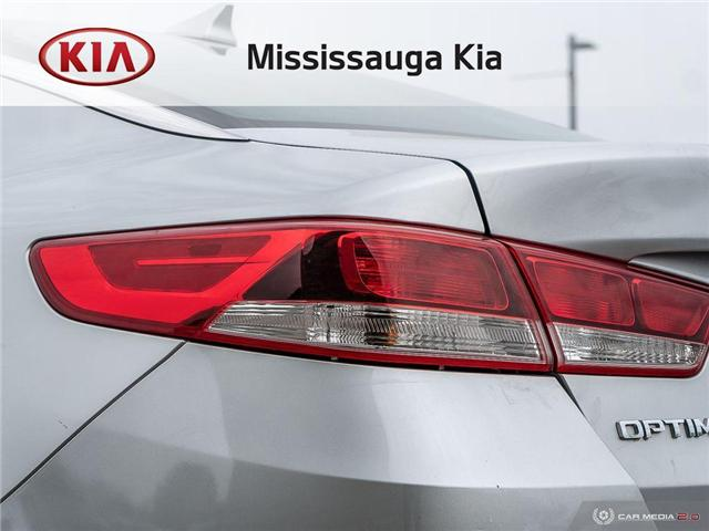 2017 Kia Optima LX+ (Stk: 7168P) in Mississauga - Image 12 of 27