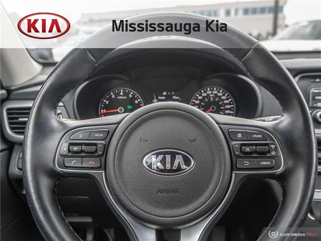 2017 Kia Optima LX+ (Stk: 7168P) in Mississauga - Image 14 of 27