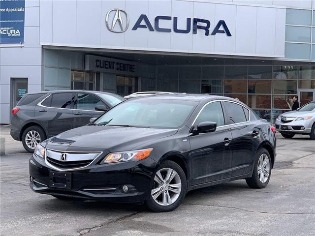 2015 Acura ILX Hybrid Base (Stk: D385) in Burlington - Image 1 of 30
