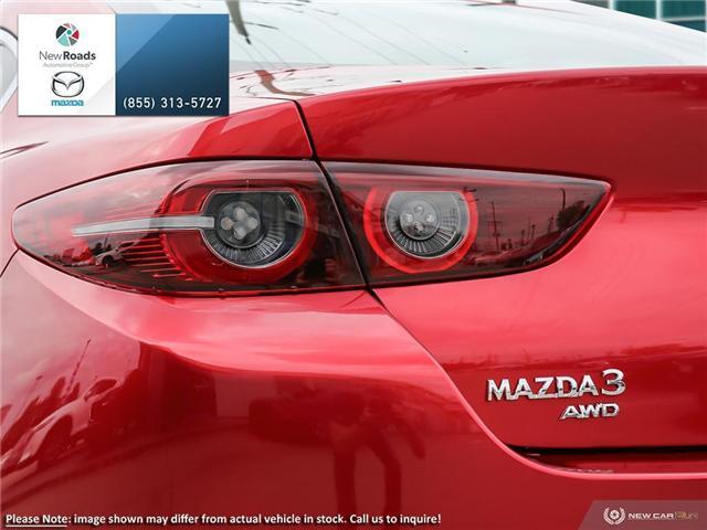 2019 Mazda Mazda3 GT Auto i-ACTIV AWD (Stk: 40950) in Newmarket - Image 11 of 23
