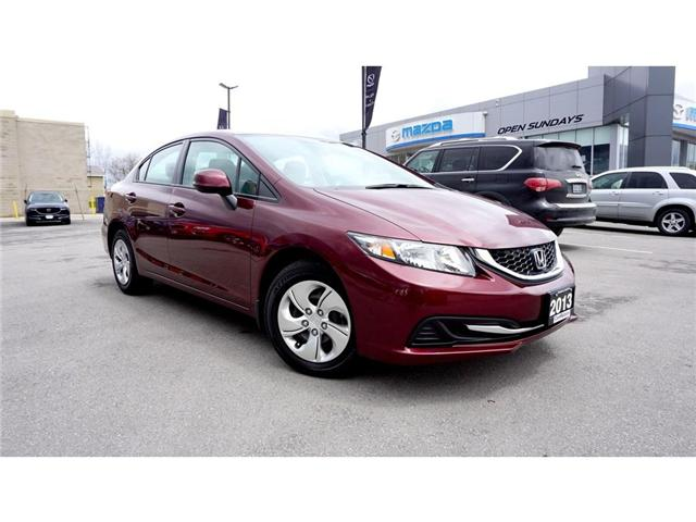 2013 Honda Civic LX (Stk: HN1873A) in Hamilton - Image 2 of 38