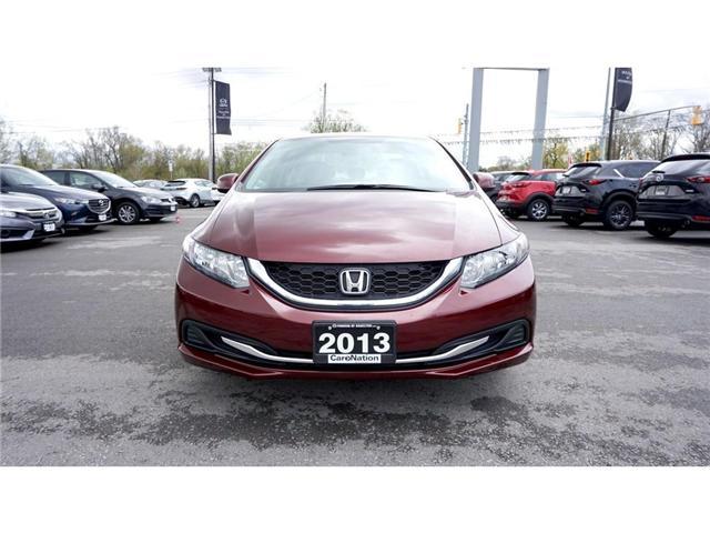 2013 Honda Civic LX (Stk: HN1873A) in Hamilton - Image 3 of 38