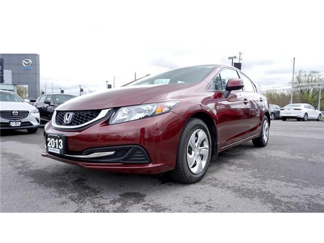 2013 Honda Civic LX (Stk: HN1873A) in Hamilton - Image 10 of 38
