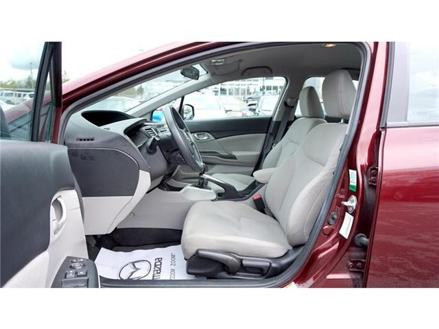 2013 Honda Civic LX (Stk: HN1873A) in Hamilton - Image 14 of 38