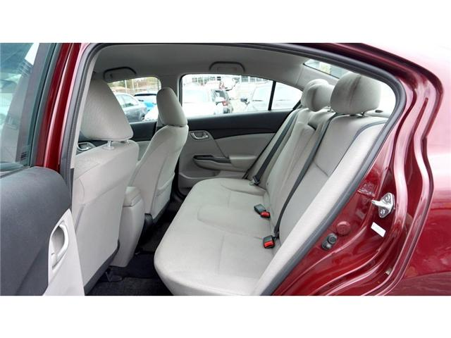 2013 Honda Civic LX (Stk: HN1873A) in Hamilton - Image 23 of 38