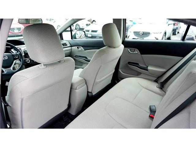 2013 Honda Civic LX (Stk: HN1873A) in Hamilton - Image 24 of 38