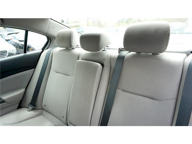 2013 Honda Civic LX (Stk: HN1873A) in Hamilton - Image 25 of 38