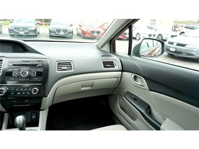 2013 Honda Civic LX (Stk: HN1873A) in Hamilton - Image 30 of 38
