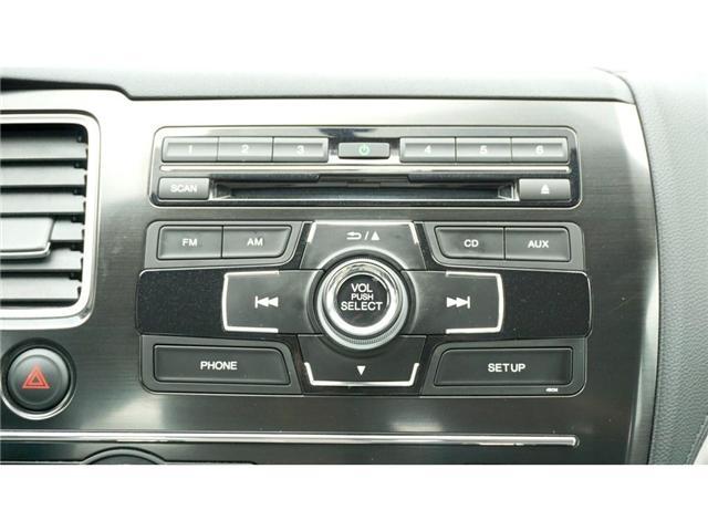 2013 Honda Civic LX (Stk: HN1873A) in Hamilton - Image 32 of 38