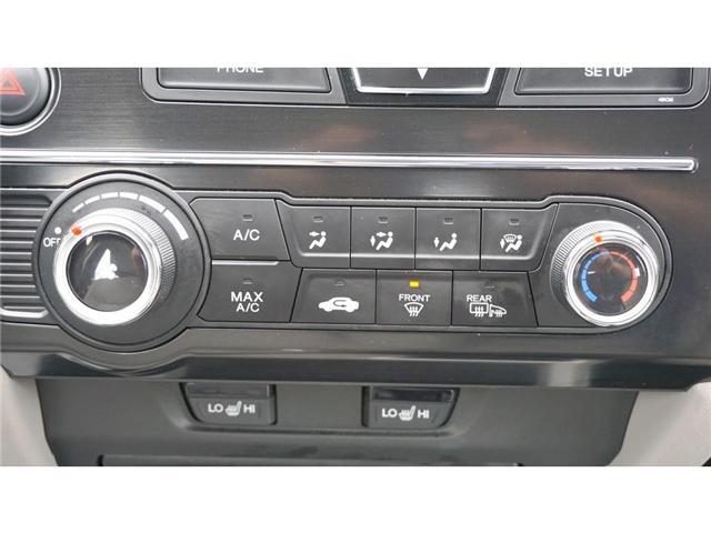 2013 Honda Civic LX (Stk: HN1873A) in Hamilton - Image 34 of 38