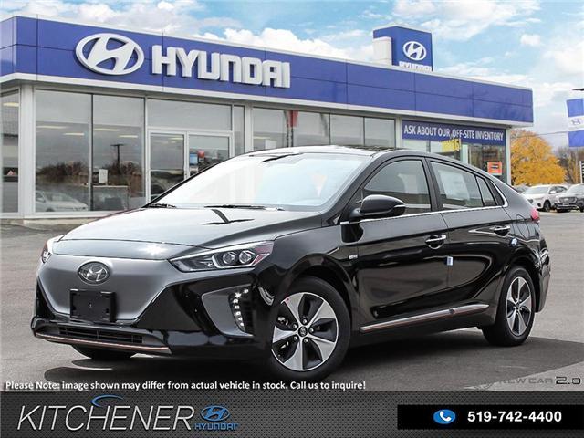 2019 Hyundai Ioniq EV Ultimate (Stk: 58907) in Kitchener - Image 1 of 21