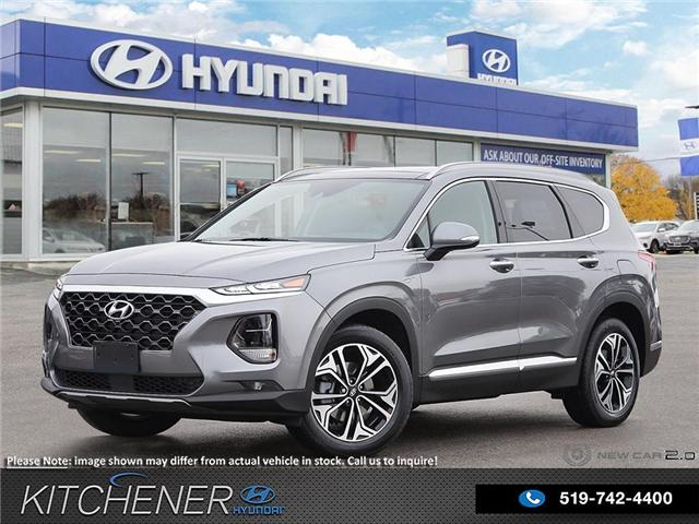 2019 Hyundai Santa Fe Ultimate 2.0 (Stk: 58943) in Kitchener - Image 1 of 23
