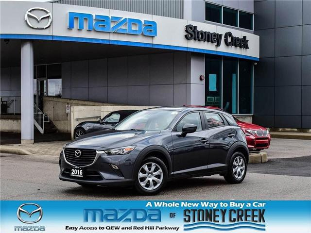 2016 Mazda CX-3 GX (Stk: SU1117) in Hamilton - Image 1 of 23