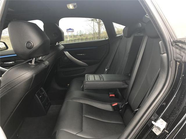 2018 BMW 440i xDrive Gran Coupe  (Stk: B19152-1) in Barrie - Image 13 of 14