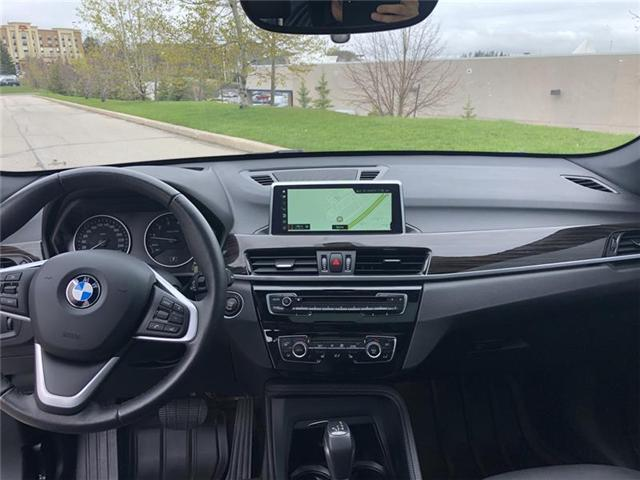 2018 BMW X1 xDrive28i (Stk: P1469) in Barrie - Image 11 of 12