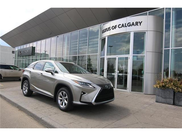 2019 Lexus RX 350 Base (Stk: 190102) in Calgary - Image 1 of 13