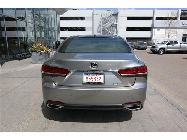 2018 Lexus LS 500 L (Stk: 180550) in Calgary - Image 4 of 16