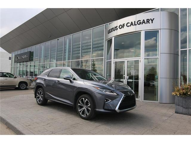 2019 Lexus RX 350 Base (Stk: 190103) in Calgary - Image 1 of 14