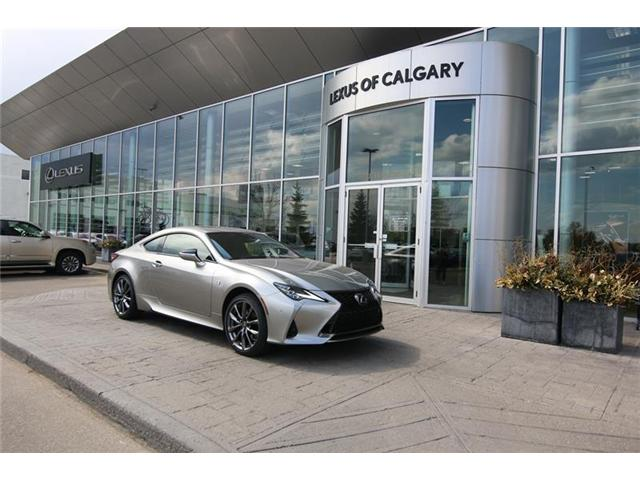 2019 Lexus RC 350 Base (Stk: 190185) in Calgary - Image 1 of 14