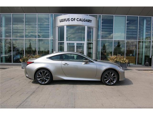 2019 Lexus RC 350 Base (Stk: 190185) in Calgary - Image 2 of 14