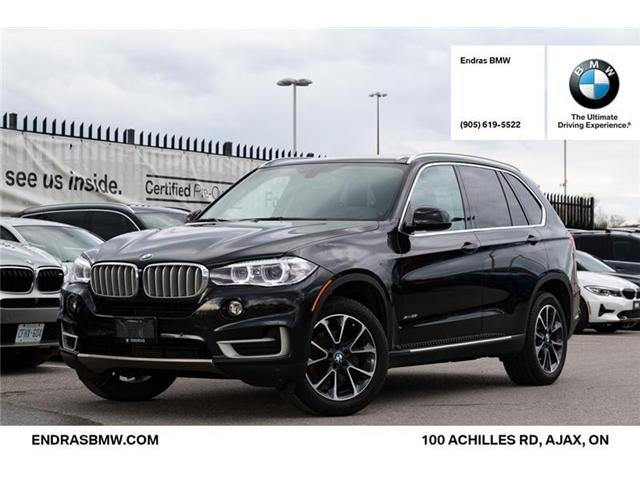 2016 BMW X5 xDrive35i (Stk: 52538A) in Ajax - Image 1 of 22