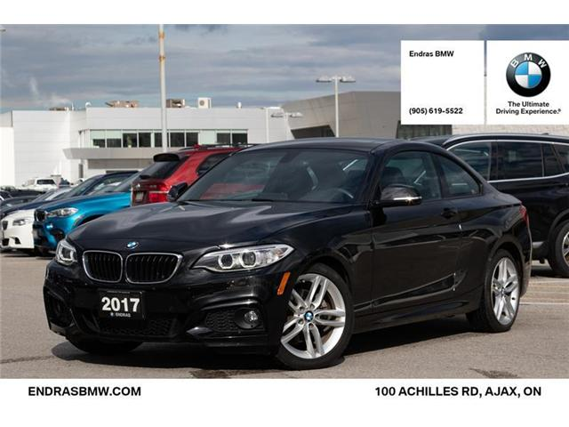 2017 BMW 230i xDrive (Stk: 82952B) in Ajax - Image 1 of 22