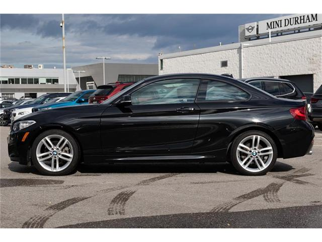 2017 BMW 230i xDrive (Stk: 82952B) in Ajax - Image 3 of 22