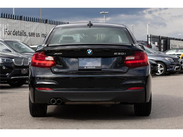 2017 BMW 230i xDrive (Stk: 82952B) in Ajax - Image 5 of 22