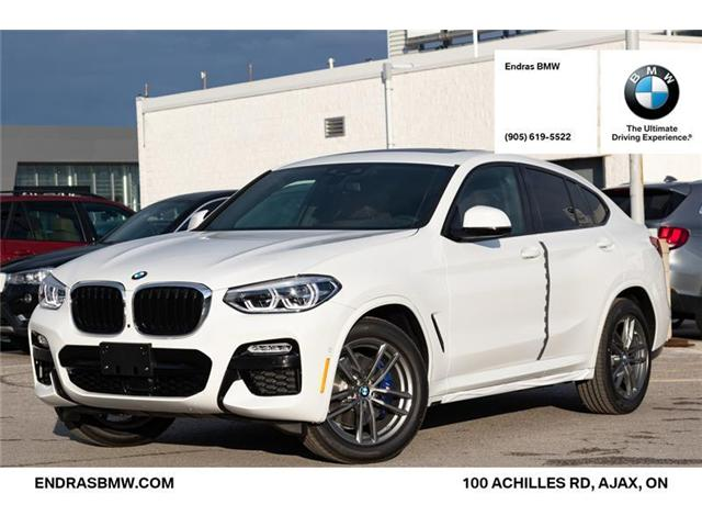 2019 BMW X4 xDrive30i (Stk: 41056) in Ajax - Image 1 of 22