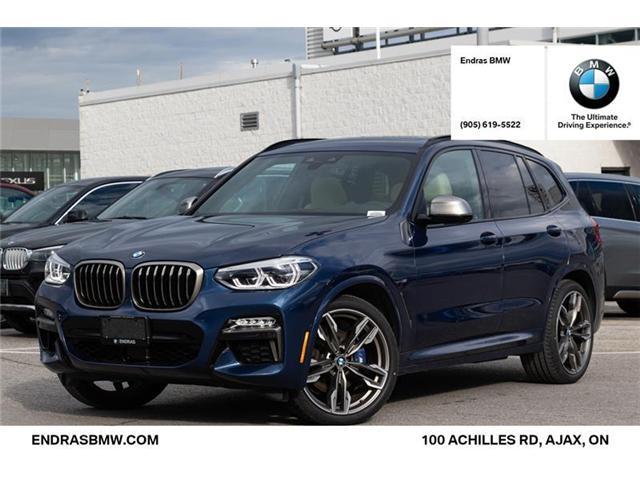 2019 BMW X3 M40i (Stk: P5833) in Ajax - Image 1 of 19