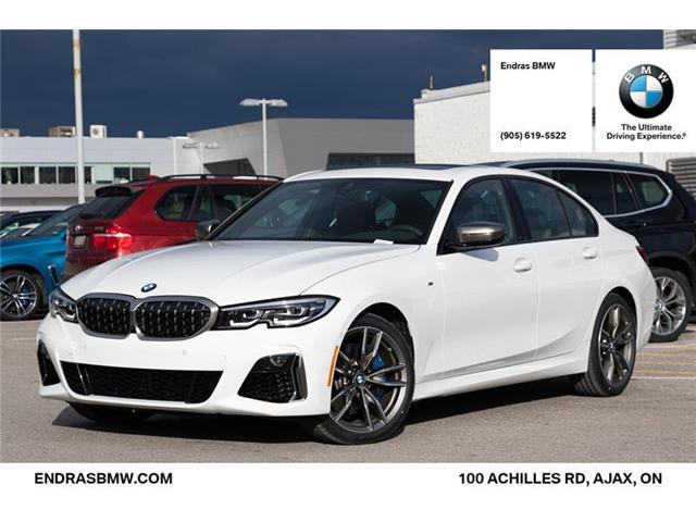 2020 BMW M340 i xDrive (Stk: 35517) in Ajax - Image 1 of 22