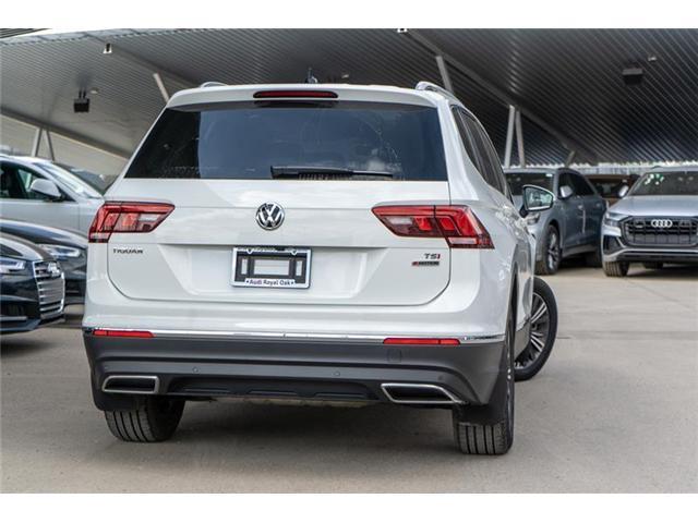 2018 Volkswagen Tiguan Highline (Stk: N5270A) in Calgary - Image 5 of 15