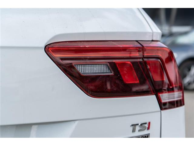 2018 Volkswagen Tiguan Highline (Stk: N5270A) in Calgary - Image 7 of 15