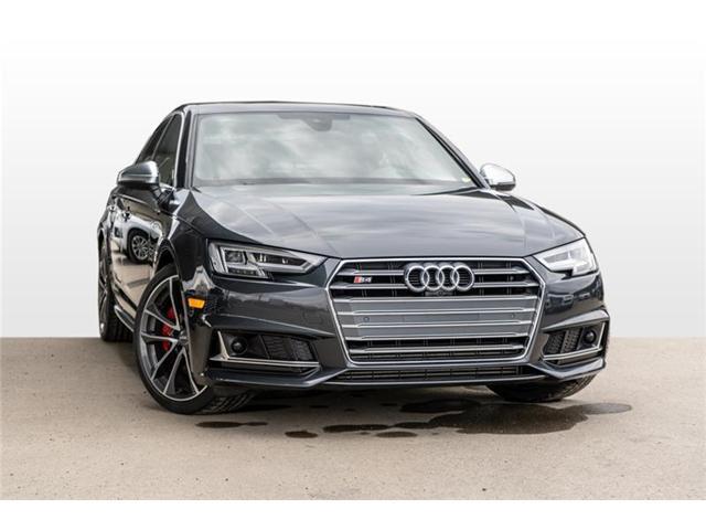 2018 Audi S4 3.0T Technik (Stk: U0741) in Calgary - Image 1 of 17