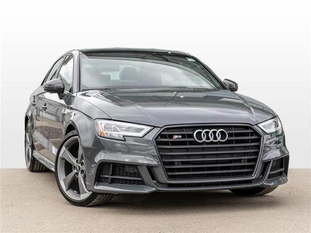 2019 Audi S3 2.0T Technik (Stk: N5137) in Calgary - Image 1 of 18