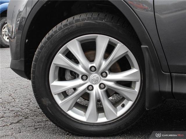 2013 Toyota RAV4  (Stk: TR7728) in Windsor - Image 6 of 27